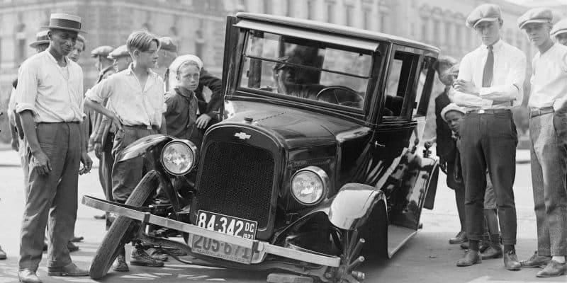 Taxi: il futuro non è più quello di una volta